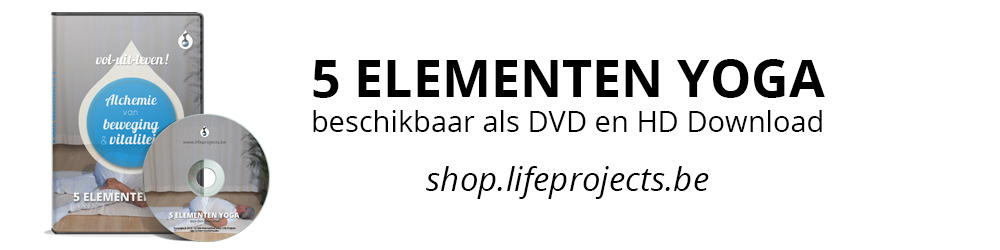 5 Elementen Yoga - DVD en HD Download